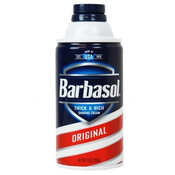 Пена для бритья Barbasol Оригинал