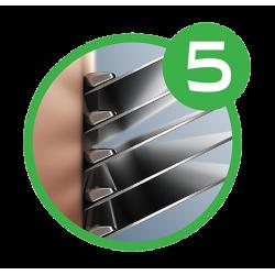 Сменные лезвия Wilkinson Sword Hydro 5 Sense Comfort, 3 сменных лезвия