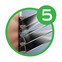 Бритва Schick Hydro 5 Custom Comfort (+ 9  картриджей )