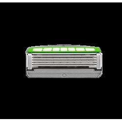 Сменные лезвия Schick Hydro 5_Sensitive (8 сменных кассет)